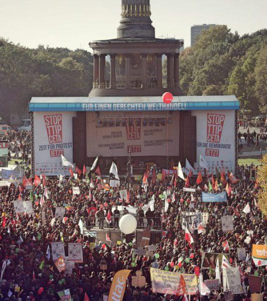 250.000 gegen TTIP