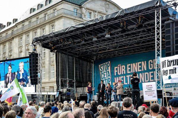 TTIP und CETA stoppen