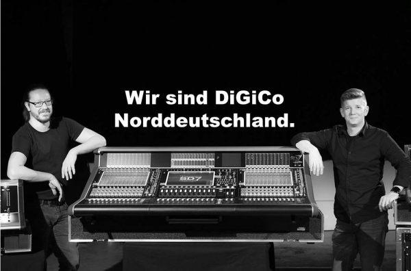 PT wird Digico Norddeutschland